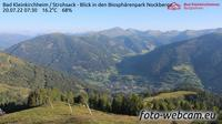 Bad Kleinkirchheim: Strohsack - Blick in den Biosph�renpark Nockberge - Current