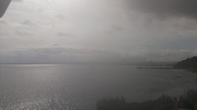 Current or last view from Heraklion › South East: Gulf of Heraklion