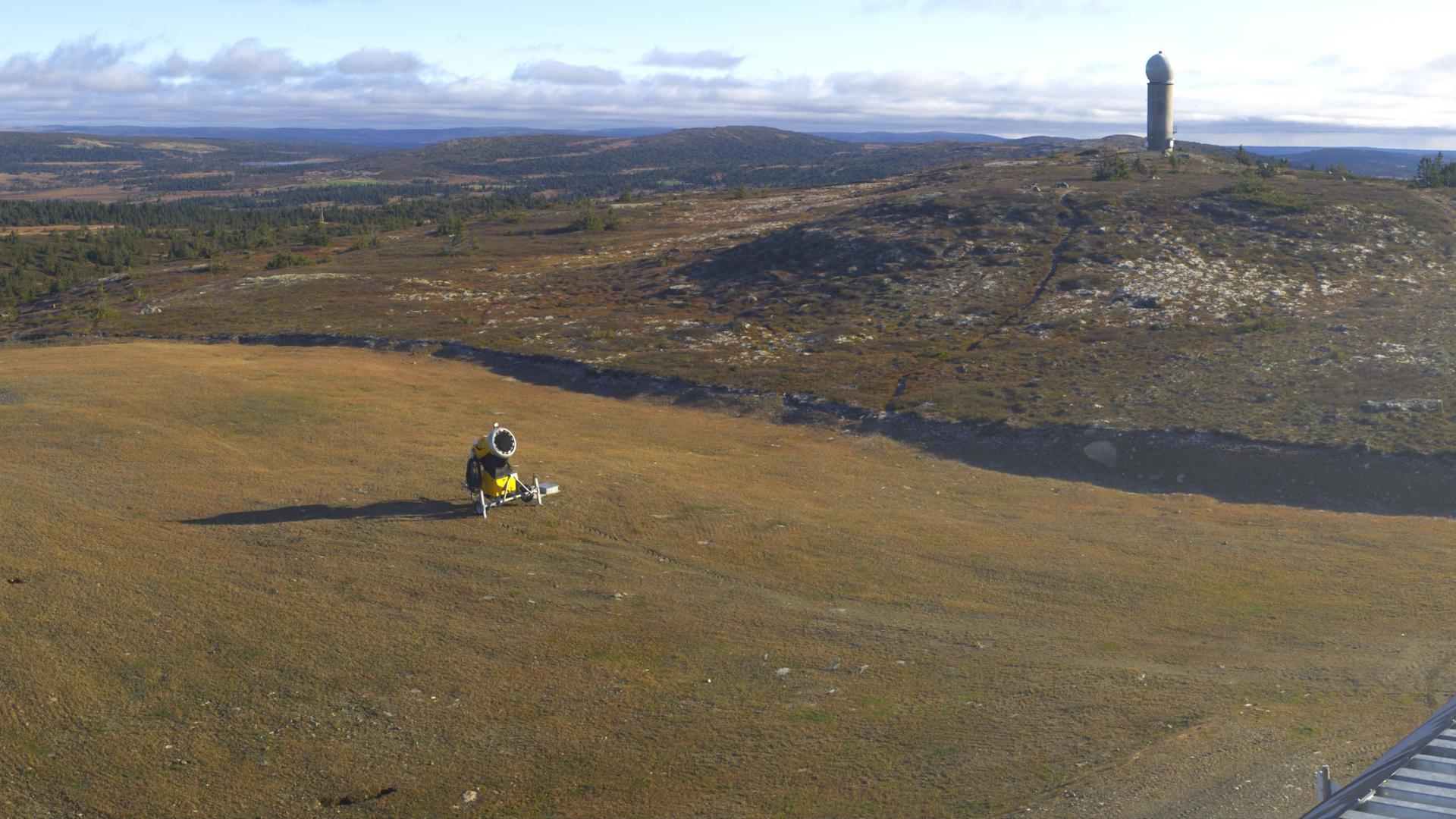 Webcam Hafjell-Alpinsenter, Øyer, Oppland, Norwegen