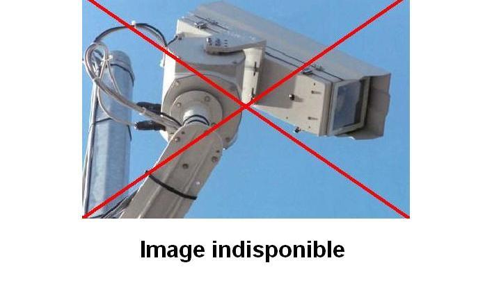Webcam à la Baraque de Fraiture à la jonction entre l'E25 et la N89 à hauteur de Vielsalm