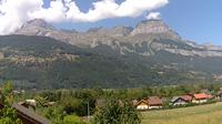 Sallanches > West: sallan: Les Aravis - Day time