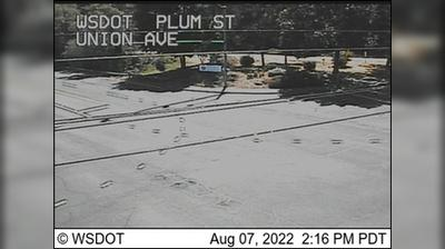 Current or last view from Olympia: Plum @ Union