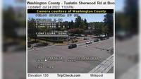 Tualatin: Washington County - Sherwood Rd at Boones Ferry Rd - Overdag