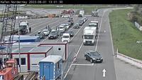 Norderney: Am Hafen - Overdag
