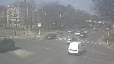 Vista de cámara web de luz diurna desde Debrecen › North West: 33