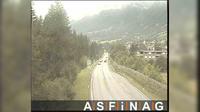 Innerbraz: S, bei Anschlussstelle Braz-Ost, Blickrichtung Innsbruck - Km , - Jour