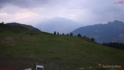 Tschiertschen: Joch - Berggasthaus Jochalp