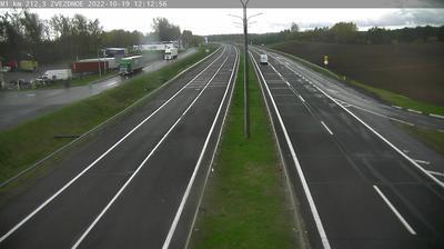 Tageslicht webcam ansicht von Balabanovichi: Zvezdnoe M1 212.3 km