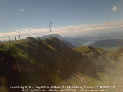 Wolfenschiessen: Haldigrat - Mount Pilatus