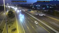 El Rio Acres › East: I- EB . @Speedway - Day time