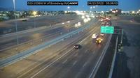 Tempe > West: I- WB . @Broadway - Day time