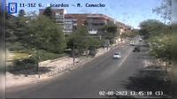 Carabanchel: GENERAL RICARDOS - MARCELINO CAMACHO - Day time