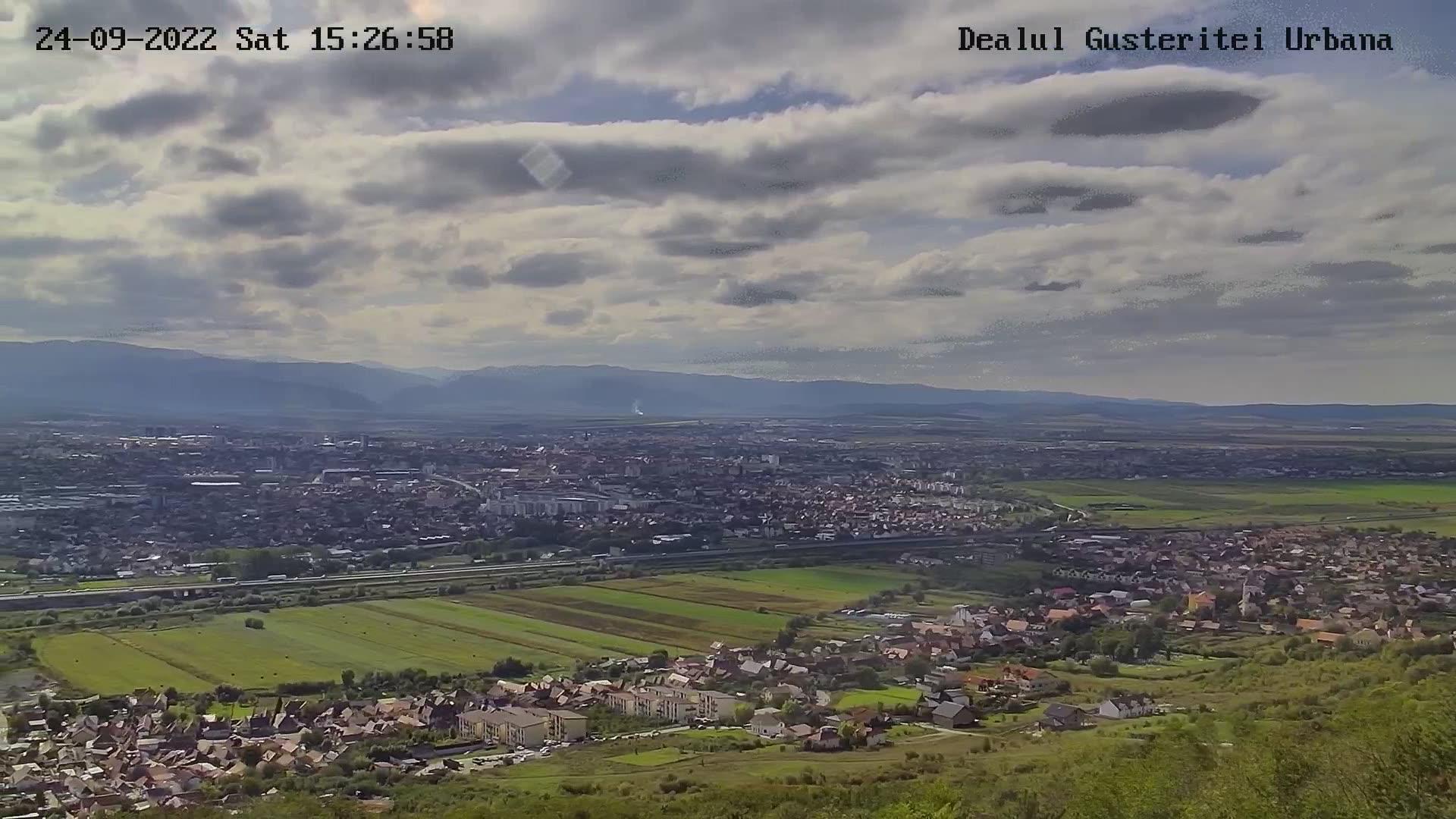 Live Panorama Sibiu