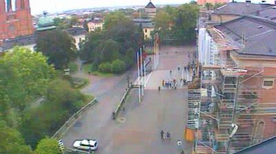 Webbkamera Uppsala