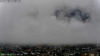 Vista de cámara web de luz diurna desde Seefeld in Tirol: Seefeld − Roßhütte