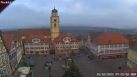 Bad Mergentheim: Marktplatz - Current