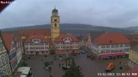 Bad Mergentheim: Marktplatz - Day time