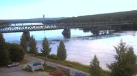 Rovaniemi: J�tk�nkynttil� bridge, Lappi - Actuales