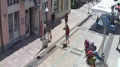 Daylight webcam view from Драганчетата: Radecka