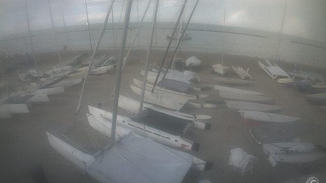 Webcam Pesaro: Circolo Velico Ardizio