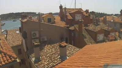 Daylight webcam view from Rovinj: Panorama