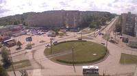 Nizhny Tagil: Нижний Тагил, развязка пр. Вагоностроителей и ул. Зари - Overdag
