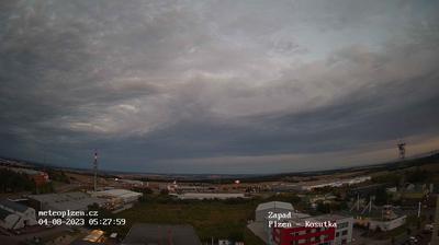 Gambar mini Webcam Plzen pada 6:09, Sep 25