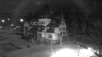 Vue actuelle ou dernière à partir de Gosau: Landhaus Hotel Koller