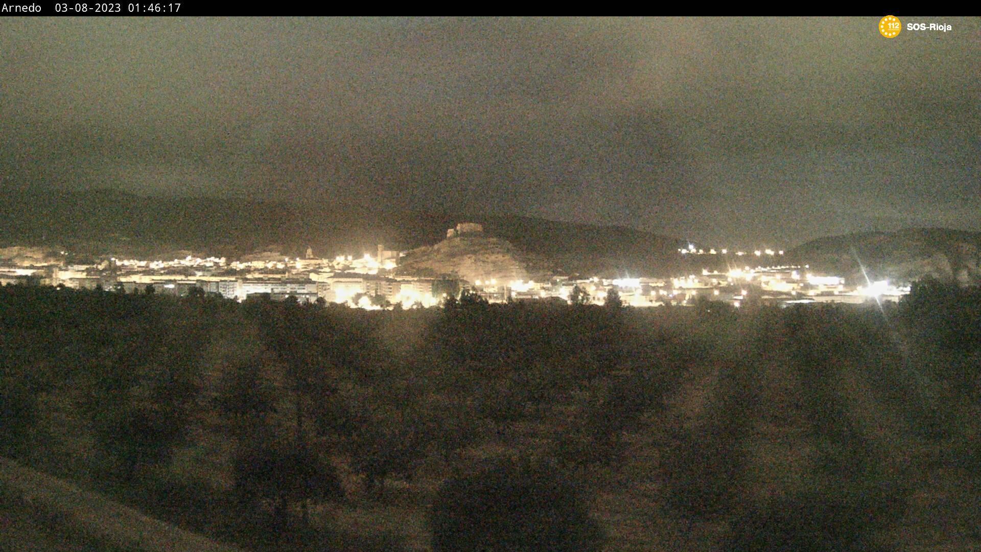 Webcam Arnedo