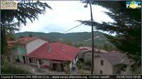 Terenzo › South: Monte Montagnana - Monte Cervellino