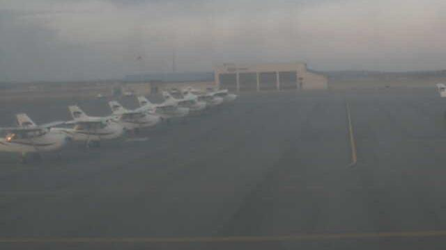 Webcam Cedar Creek Mobile Home Park: Salina Airport