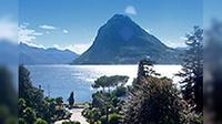 Lugano › South: Lake Lugano - Monte San Salvatore