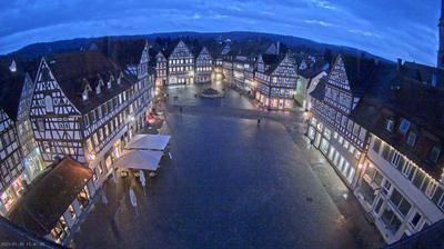 Thumbnail of Rudersberg webcam at 6:09, Jan 21