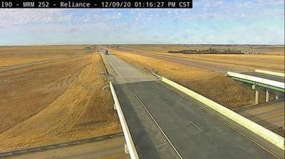 Webkamera Reliance: I-90 near − SD (MM 251)