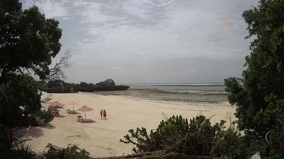 Tageslicht webcam ansicht von Chale Island: The Sands At Chale Island