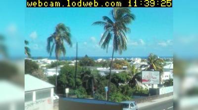 Vue webcam de jour à partir de Saint Pierre › South: Rue Marius et Ary Leblond