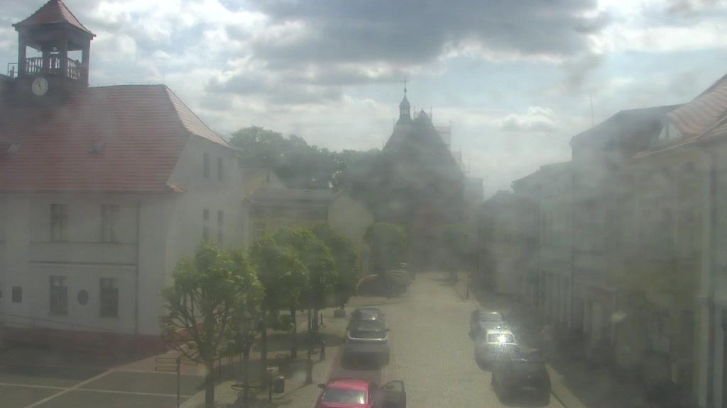 Webcam Ostrzeszów: Rynek