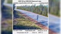 Douglas County: ORE at ORE Diamond Lake - Actuales