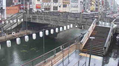 Vista de cámara web de luz diurna desde Osaka: 大阪