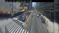 New York City: Flatbush Avenue @ Fulton Street - Dagtid