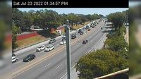 New York City: Long Island Expressway @ Kissena Blvd - Dagtid