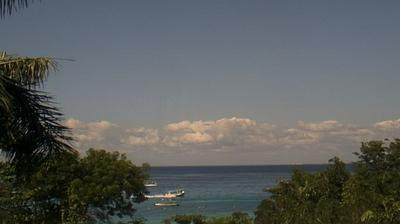 Daylight webcam view from San Miguel de Cozumel: PalMar Snorkel Beach Club