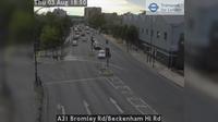 London: A Bromley Rd/Beckenham Hl Rd - Aktuell