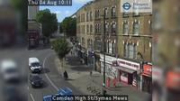 London: Camden High St/Symes Mews - Actuelle