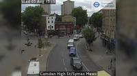 London: Camden High St/Symes Mews - Jour