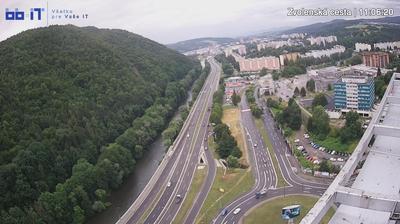 Thumbnail of Banska Bystrica webcam at 10:13, May 10