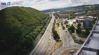 District of Bansk� Bystrica > South: Zvolensk� cesta - Overdag