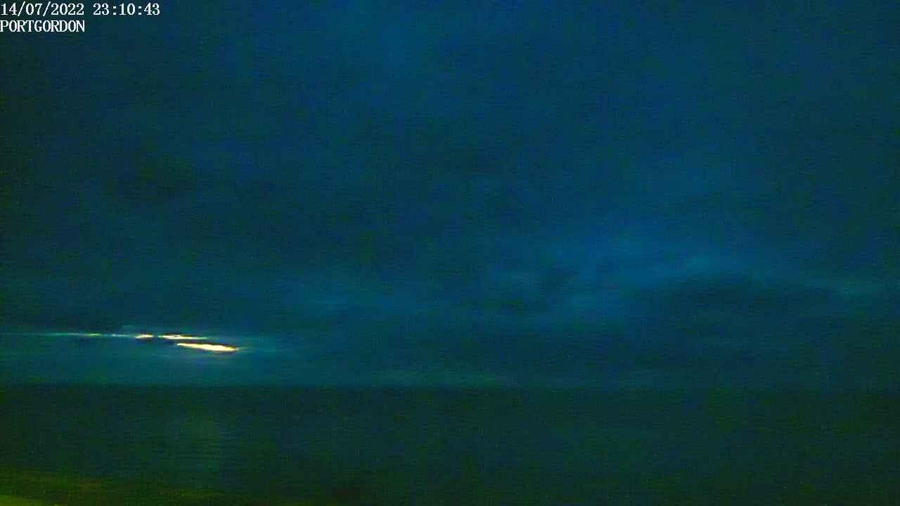 Webcam Portgordon › North-East: Sea View − Buckie