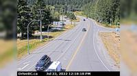 Pemberton › West: , Hwy  at Portage Rd in - looking west - Aktuell