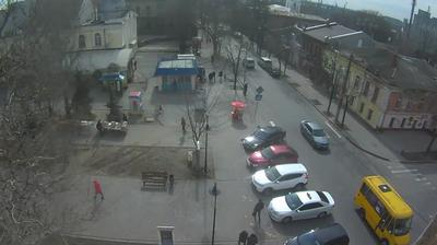 Current or last view from Kherson › South: Suvorova Street